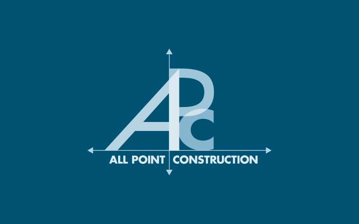 Graphic Design – All Point Construction Logo