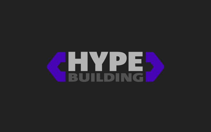 Graphic Design – Hype Building Logo Concepts