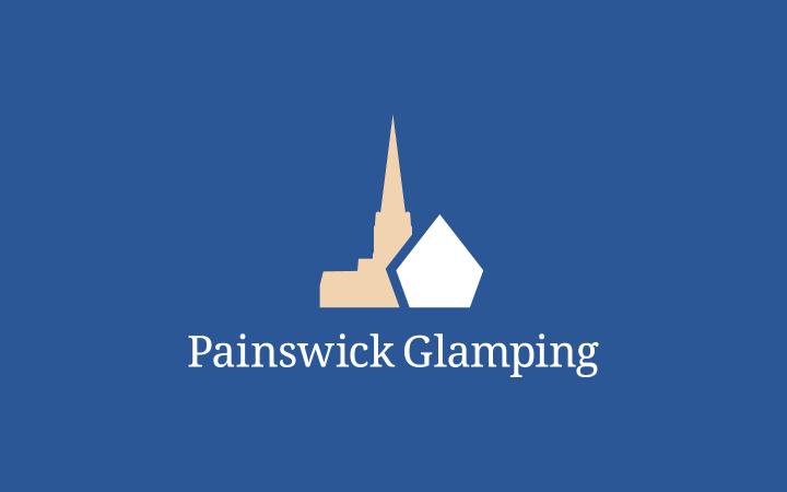 Logo Design – Painswick Glamping