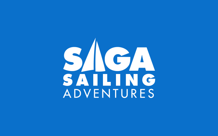 Logo Design – Saga Sailing Adventures