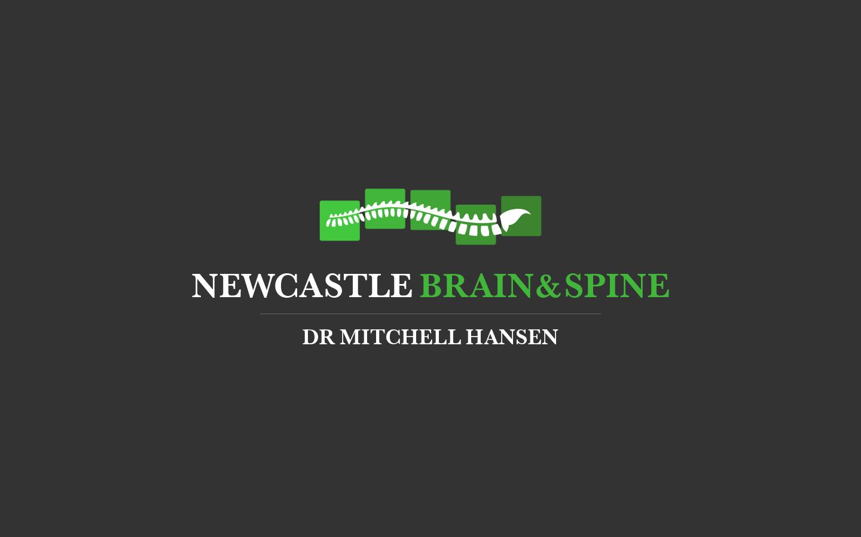 Newcastle Brain & Spine Logo on Dark BG – 2020