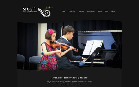 St Cecilia Website 2019
